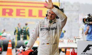 Wolff: Schumacher a 'founding father' of Mercedes success