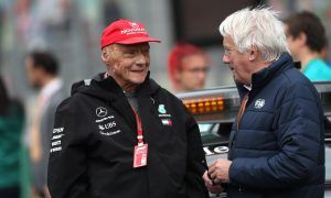 Lauda not suffering from pneumonia says physician