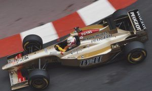 Martin Brundle's last F1 car is up for auction