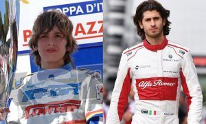Antonio Giovinazzi embraces the 10-Year Challenge!