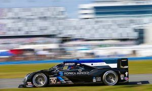 Qualifying leaves Alonso in good position for Rolex 24 grind