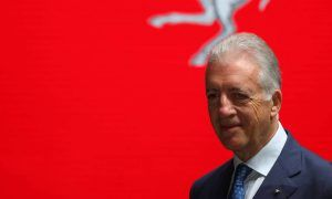 Piero Ferrari: 'We wanted to preserve the team's technical continuity'