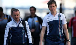 Williams' Lowe expresses 'great affection' for departed Smedley