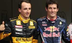 Webber feeling 'a bit nervous' about Kubica's return
