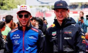 Gasly makes his intentions clear to Verstappen