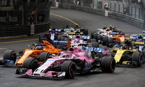 Formula 1 releases race weekend schedules for 2019