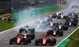 Italian GP secures new five-year deal with F1