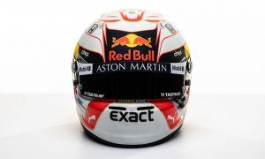 Gallery - Verstappen and Gasly's 2019 helmets