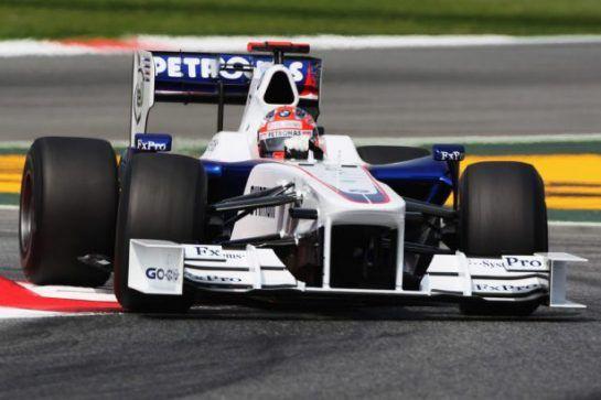 2009: BMW Sauber F1.09
