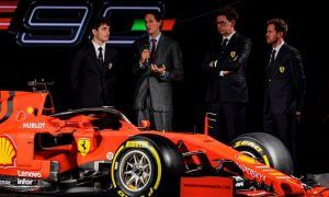 On 'emotional day' Leclerc predicts 'amazing season' with Ferrari