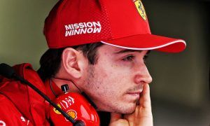 'Happy' Leclerc looking to sustain the momentum going forward