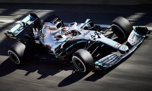 Hamilton says revised W10 is 'an improvement'
