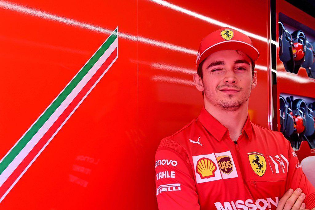 Charles Leclerc F1 Driver Salary 2019 Ferrari