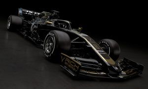 Haas unwraps striking new VF-19 charger!