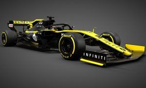 Renault F1 showcases 2019 team and car