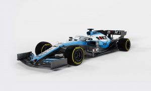 Williams releases first images of new-spec FW42