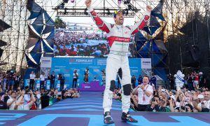 'Mad dash' di Grassi wins thrilling Mexico City ePrix!