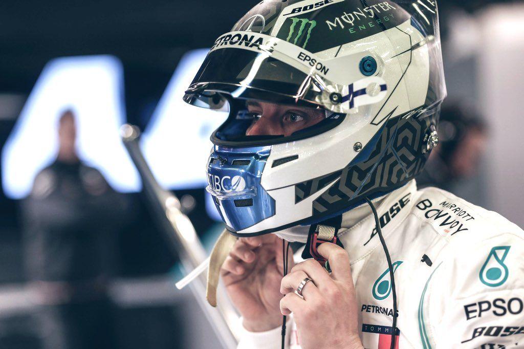 Valtteri Bottas F1 Driver Salary 2019 Mercedes