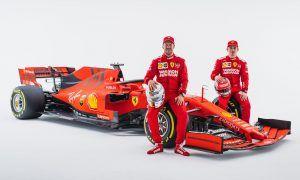 Ferrari puts speed ahead of gloss with SF90 paint job