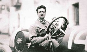 A relationship steeped in history between Alfa Romeo and Ferrari