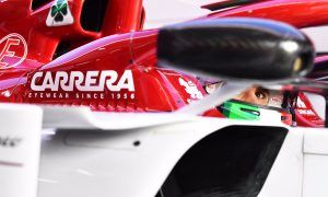 Giovinazzi: Motivation at Alfa Romeo higher than in 2017