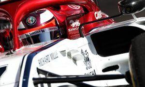 Raikkonen salutes 'easy transition' to smooth-running Alfa Romeo