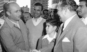 The day Fangio went missing in Havana