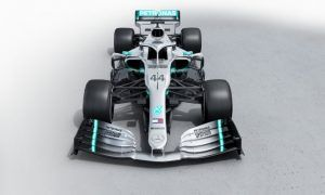Mercedes W10 to be powered by all-new engine