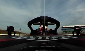 A 360°onboard ride with Max Verstappen in the RB15!