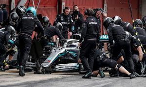 Mercedes 'building its foundation' for next week - Allison