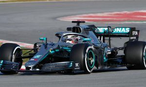 New Mercedes 'quite a bit different' says Hamilton