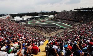 F1 extends Mexican GP deal until the end of 2022