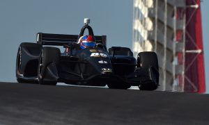 IndyCar still no match for F1 at COTA