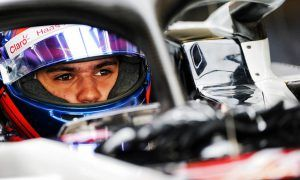 Fittipaldi handed pre-season testing duties with Haas