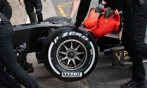 Performance gap between tyres in-line with Pirelli expectations