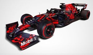 Red Bull Racing's striking new RB15 breaks cover!