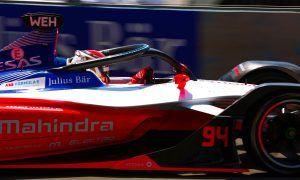 Mexico City ePrix: Mahindra's Wehrlein puts it on pole!