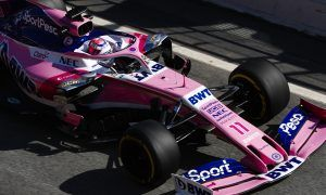 Perez explains Racing Point's low mileage in Barcelona