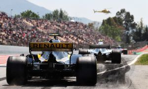 Renault expecting drivers 'to push' thanks to fuel and tyres