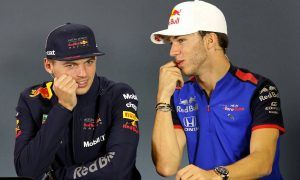 Verstappen the 'perfect reference' for Gasly in 2019