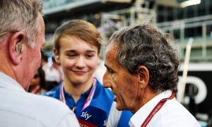 Billy Monger joins Channel 4 F1 team for 2019