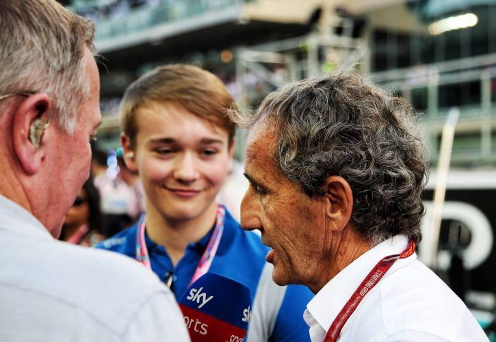 Billy Monger Joins Channel 4 F1 Team For 2019 Broadcasts