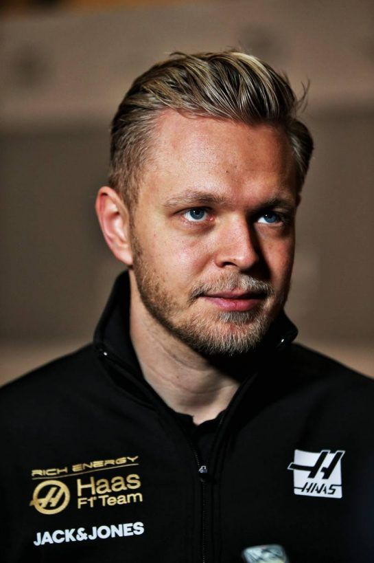 Kevin Magnussen (DEN) Haas F1 Team. 27.02.2019. Haas F1 Team Livery Unveil, The Royal Automobile Club, London, England. - www.xpbimages.com, EMail: requests@xpbimages.com - copy of publication required for printed pictures. Every used picture is fee-liable. © Copyright: Batchelor / XPB Images