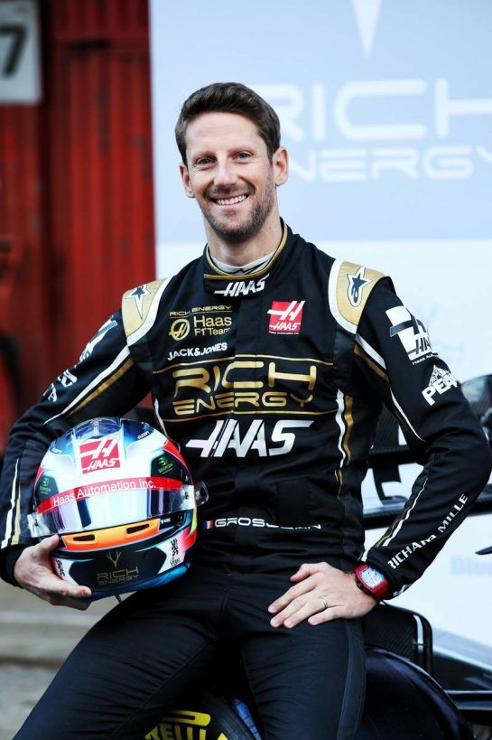 The New F1 Canna Cannova Is Set To Take Cannas To A New: Haas F1 Team Rolls Out Its VF-19