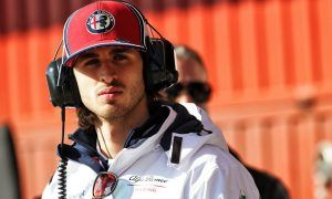 Giovinazzi looking to learn from Raikkonen in 2019