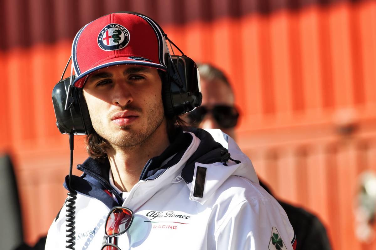 Antonio Giovinazzi F1 Driver Salary 2019 Alfa Romeo