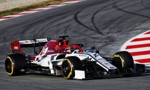 Raikkonen confident of 'big step' for Alfa Romeo