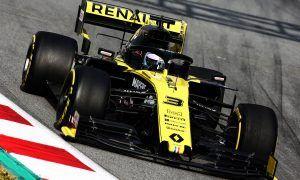 Ricciardo feeling 'pretty good' despite Renault wing failure