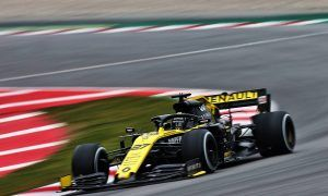 Hulkenberg ends first week of testing on top for Renault