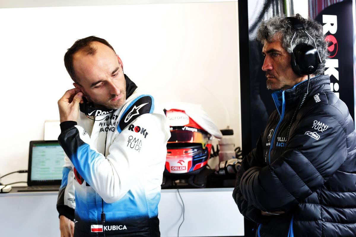 Robert Kubica F1 Driver Salary 2019 Williams